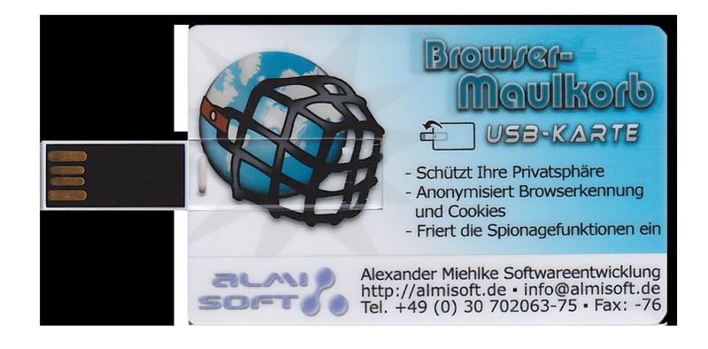 Browser Usb Stick 110